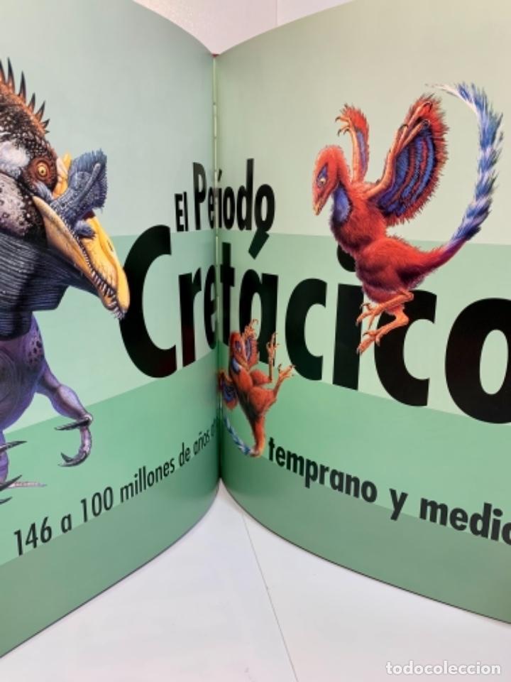 Libros de segunda mano: Dinosaurios. Guía de Campo. Ed. Océano. 1era edición Octubre 2003. Henry Gee, Luis V. Rey. Impecable - Foto 12 - 255004420