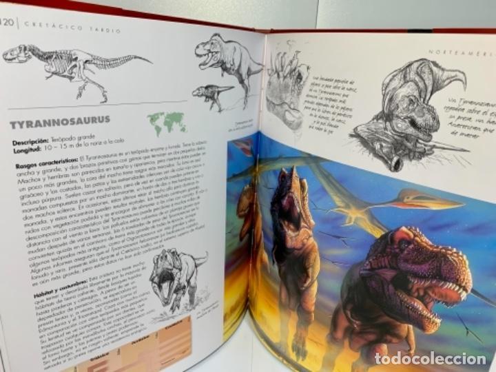 Libros de segunda mano: Dinosaurios. Guía de Campo. Ed. Océano. 1era edición Octubre 2003. Henry Gee, Luis V. Rey. Impecable - Foto 14 - 255004420