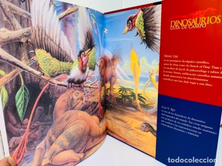 Libros de segunda mano: Dinosaurios. Guía de Campo. Ed. Océano. 1era edición Octubre 2003. Henry Gee, Luis V. Rey. Impecable - Foto 15 - 255004420