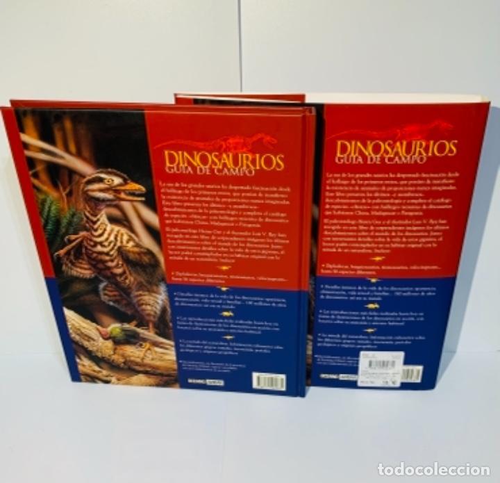 Libros de segunda mano: Dinosaurios. Guía de Campo. Ed. Océano. 1era edición Octubre 2003. Henry Gee, Luis V. Rey. Impecable - Foto 18 - 255004420
