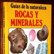 Libros de segunda mano: ROCAS Y MINERALES POR ALAN WOLLEY DE ED. JUVENTUD EN BARCELONA 1981. Lote 255453535