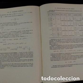 Libros de segunda mano de Ciencias: 964 ELEMENTOS DE MATEMATICAS J.REY PASTOR/A. DE CASTRO BREZEZICKI 3° EDICION AMPLIADA - Foto 5 - 257732285