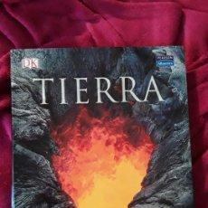Libros de segunda mano: TIERRA, DE DORLING KINDERSLEY. DK PEARSON ALHAMBRA. GRAN FORMATO. PRECIO FINAL. EXCELENTE ESTADO. Lote 260530745