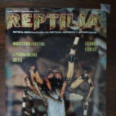 Libros de segunda mano: REPTILIA, Nº 64. 2007. Lote 261290490