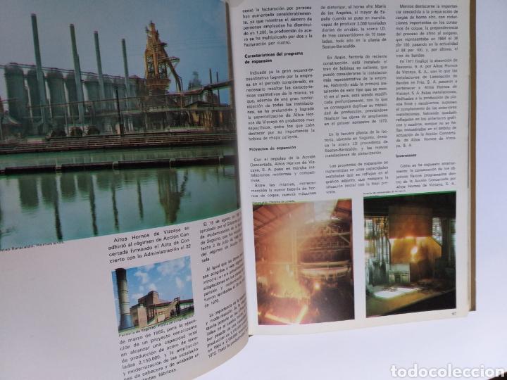 Libros de segunda mano de Ciencias: La acción concertada en la siderurgia española. Análisis y resultados . .. ciencia técnica industria - Foto 11 - 261609380