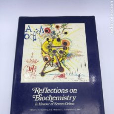 Libros de segunda mano de Ciencias: REFLECTIONS BIOCHEMISTRY 1976 EJEMPLAR NUMERADO 18/103. Lote 261691105