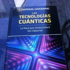 Libros de segunda mano de Ciencias: LAS TECNOLOGÍAS CUÁNTICAS. LA FÍSICA QUE REVOLUCIONARÁ LAS MÁQUINAS. 2018. Lote 261956110