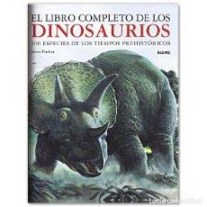 Libros de segunda mano: EL LIBRO COMPLETO DE LOS DINOSAURIOS. Lote 262254280