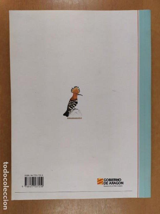 Libros de segunda mano: AVES DE ARAGÓN. ATLAS DE ESPECIES NIDIFICANTES / 2ªed. 2000. DIPUTACIÓN GENERAL DE ARAGÓN - Foto 4 - 262261640