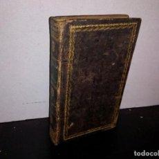 Libros de segunda mano de Ciencias: 6- RECREACIÓN FILOSÓFICA PARA INSTRUCCIÓN DE PERSONAS CURIOSAS TOMO II - TEODORO DE ALMEIDA 1841. Lote 262326410