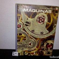 Libros de segunda mano de Ciencias: 1- COLECCIÓN CIENTÍFICA TIME LIFE - MÁQUINAS. Lote 262327875