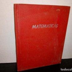 Libros de segunda mano de Ciencias: 1- MATEMÁTICAS, FUNCIONES. Lote 262328735