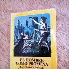 Libros de segunda mano: PETER J. WILSON: EL HOMBRE COMO PROMESA. LAS CONDICIONES DE LA EVOLUCIÓN HUMANA. Lote 262524010