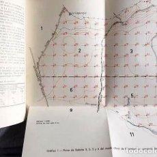 Libros de segunda mano: ANALES 1962 (PLANTACIONES DE EUCALIPTOS; MICORRIZAS EN PINOS; RESINAS; ETC.) INSTITUTO FORESTAL. Lote 263235505