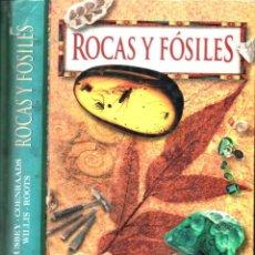 Libros de segunda mano: BUSBEY Y OTROS : RO9CAS Y FÓSILES (PLANETA, 1997). Lote 265815684
