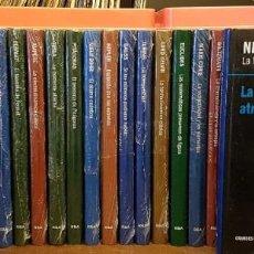 Libri di seconda mano: LOTE 24 LIBROS GRANDES IDEAS DE LA CIENCIA 20 PRECINTADOS + 4. Lote 265837659