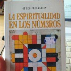 Libri di seconda mano: LA ESPIRITUALIDAD EN LOS NÚMEROS, FEUERSTEIN, GEORG, ED. THASSALIA, 1995.. Lote 266077553