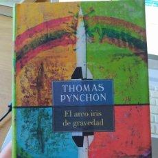 Libri di seconda mano: EL ARCO IRIS DE GRAVEDAD PYNCHON, THOMAS PUBLICADO POR CÍRCULO DE LECTORES (2002) RARO. Lote 266572273