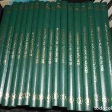 Libros de segunda mano: NATIONAL GEOGRAPHIC. EL MARAVILLOSO MUNDO DE LOS ANIMALES. OBRA EN 17 TOMOS. 22000 GRAMOS.. Lote 267358809