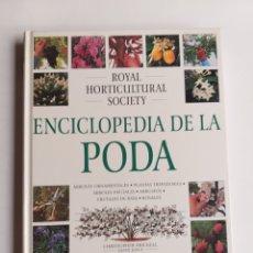 Libros de segunda mano: ENCICLOPEDIA DE LA PODA CHRISTOPHER BRICKELL . ROYAL HORTICULTURAL SOCIETY . . AGRICULTURA. Lote 268943489