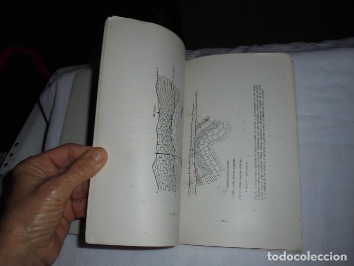 Libros de segunda mano: POSIBILIDADES PETROLIFERAS DEL SUBSUELO ESPAÑOL.JOSE MARIA RIOS .EDITORIAL ALHAMBRA MADRID 1958 - Foto 6 - 268987929