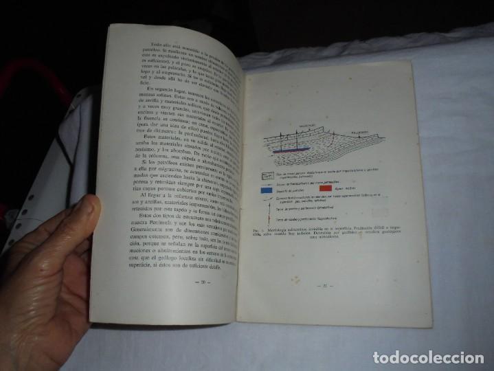 Libros de segunda mano: POSIBILIDADES PETROLIFERAS DEL SUBSUELO ESPAÑOL.JOSE MARIA RIOS .EDITORIAL ALHAMBRA MADRID 1958 - Foto 7 - 268987929