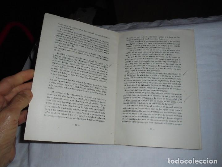 Libros de segunda mano: POSIBILIDADES PETROLIFERAS DEL SUBSUELO ESPAÑOL.JOSE MARIA RIOS .EDITORIAL ALHAMBRA MADRID 1958 - Foto 9 - 268987929