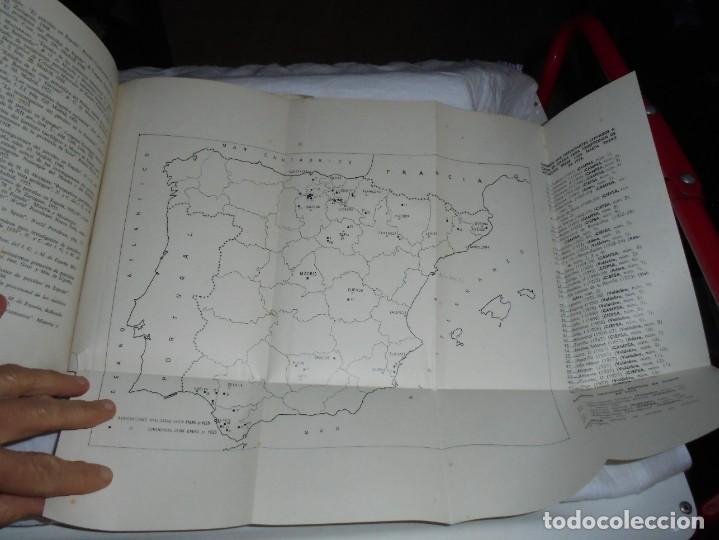 Libros de segunda mano: POSIBILIDADES PETROLIFERAS DEL SUBSUELO ESPAÑOL.JOSE MARIA RIOS .EDITORIAL ALHAMBRA MADRID 1958 - Foto 10 - 268987929