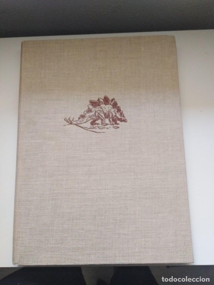 LOS ANIMALES PREHISTORICOS DR JOSEF AUGUSTA QUEROMON EDITORES (Libros de Segunda Mano - Ciencias, Manuales y Oficios - Paleontología y Geología)