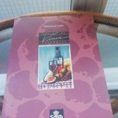Libros de segunda mano: CURSO DE VINOS ESPAÑOLES, HISTORIA DE LOS VINOS ESPAÑOLES. Lote 269843528