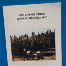 Libros de segunda mano: FAUNA Y FLORA DEL PARQUE DEL CASTILLO..BURGOS...1996..... Lote 269935413