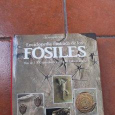 Libros de segunda mano: ENCICLOPEDIA ILUSTRADA DE LOS FOSILES; GIOVANNI PINNA; PIRAMIDE. Lote 270002393
