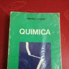 Libri di seconda mano: QUÍMICA. SIENKO Y PLANE. (PEDIDO MÍNIMO 3 €). Lote 270252433