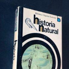Libros de segunda mano: HISTORIA NATURAL / RAMÓN SOPENA / BIBLIOTECA HISPANIA ILUSTRADA / AÑO 1978. Lote 270403933