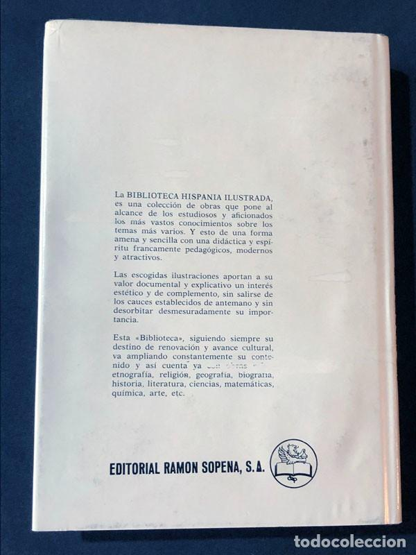 Libros de segunda mano: HISTORIA NATURAL / RAMÓN SOPENA / BIBLIOTECA HISPANIA ILUSTRADA / AÑO 1978 - Foto 4 - 270403933