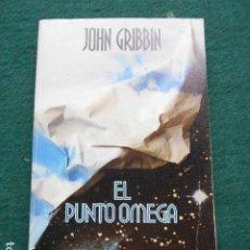 Libros de segunda mano de Ciencias: EL PUNTO OMEGA JOHN GRIBBIN ALIANZA EDITORIAL. Lote 270860778
