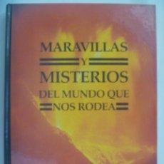 Libros de segunda mano: ENORME LIBRO !!: MARAVILLAS Y MISTERIOS DEL MUNDO QUE NOS RODEA. DE READER´S DIGEST, 1992. Lote 273899788