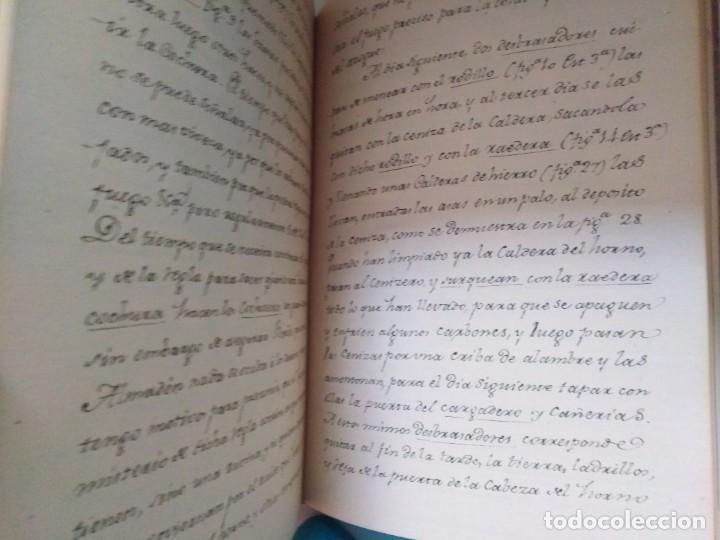 Libros de segunda mano: MEMORIAS DE LAS REALES MINAS DEL ALMADEN 1783 AGUSTIN DE BETANCOURT Y MOLINA - Foto 6 - 273968633
