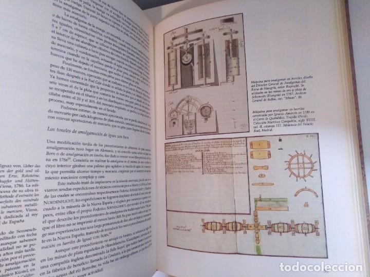 Libros de segunda mano: MEMORIAS DE LAS REALES MINAS DEL ALMADEN 1783 AGUSTIN DE BETANCOURT Y MOLINA - Foto 8 - 273968633