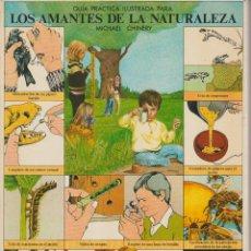 Livres d'occasion: MICHAEL CHINERY - GUÍA PRÁCTICA ILUSTRADA PARA LOS AMANTES DE LA NATURALEZA. Lote 273972818