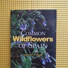 Libros de segunda mano: FLORES COMMON WILDFLOWERS OF SPAIN AUSTEN F COLWELL. Lote 274228713