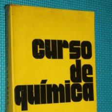 Livros em segunda mão: CURSO DE QUIMICA, ESTEVE SEVILLA, ESTEVE RODRIGUEZ, COSMOS 1975. Lote 275090438