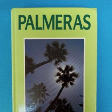 Libros de segunda mano: PALMERAS- J.A DEL CAÑIZO. Lote 277039523