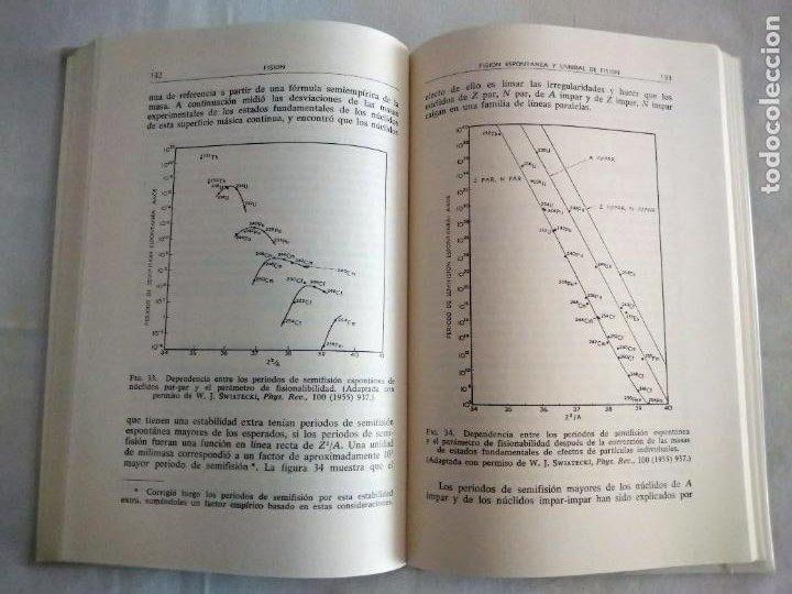 Libros de segunda mano de Ciencias: INTRODUCCIÓN AL NÚCLEO ATÓMICO. J. B. CUNINGHAME. EDITORIAL ALHAMBRA, 1966. 1ª EDICIÓN. - Foto 3 - 277072288