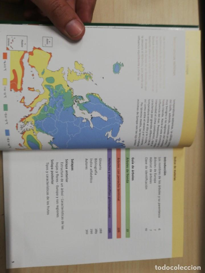 Libros de segunda mano: ARBOLES DE EUROPA.NUEVA GUIA DE CAMPO (GUIAS DEL NATURALISTA-ARBOLES Y ARBUSTOS). SPOHN. 2011 - Foto 3 - 277187248