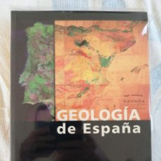 Livros em segunda mão: GEOLOGIA DE ESPAÑA J.A VERA 2004 INCLUYE CD ROM, MAPA GEOLÓGICO Y TECTÓNICO DE ESPAÑA 884 PÁGINAS. Lote 277249818