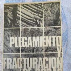 Livros em segunda mão: PLEGAMIENTO Y FRACTURACIÓN DE ROCAS JOHN G. RAMSAY CIENCIA ESTUDIO 1977. Lote 277261053