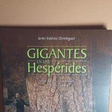 Libros de segunda mano: GIGANTES EN LAS HESPÉRIDES. Lote 277296123