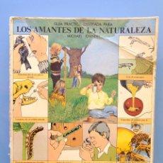 Libros de segunda mano: GUIA PRÁCTICA ILUSTRADA PARA LOS AMANTES DE LA NATURALEZA.. MICHAEL CHINERY. BLUME. Lote 277303503