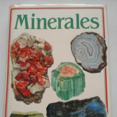 Libros de segunda mano: MINERALES/JAROSLAV SVENEK. Lote 277411778